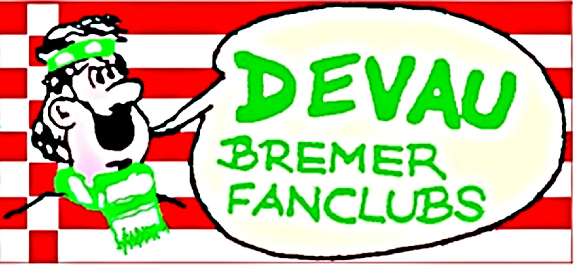 Logo Dachverband Bremer Fanclubs