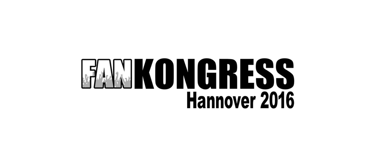 Logo Fankongress in Hannover 2016